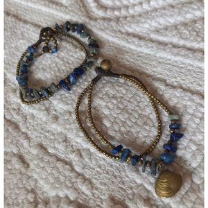 Jewelry - Bracelet Bundle (Seashell)